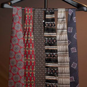 Other - Men's silk ties (qty 19)